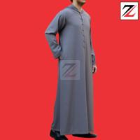 Jubah Pria Gamis Pria Muslim Premium Abu Clam Miyaz Versado BB-52