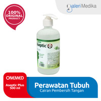 Onemed Aseptic Plus 500 ml - Hand Sanitizer Cair