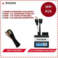 CDI BRT POWER MAX DUAL BAND 'RK (BYSON)