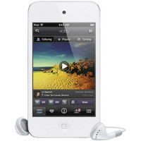 NEW APPLE A1367 IPOD TOUCH 4TH GENERATION 16GB WHITE REFURBISHED