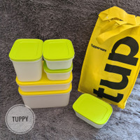 Frozy Cozy with Bag and Gift Toples Freezer Tupperware