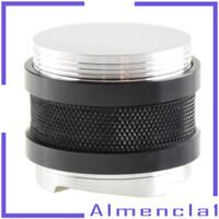 Adjustable Coffee Distributor Palm Tamper 58mm Base Barista Tool