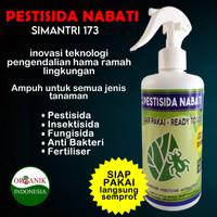 Pestisida Alami Fungisida Anti Jamur Tanaman Basmi Hama Kutu Ulat Daun