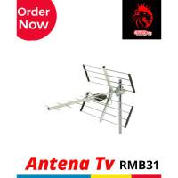 TERL4RIS Antena Antene Digital Tv Outdoor Sanex Sn 889-Df Kabel MNB