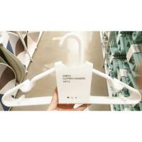 MINISO Simple Clothes Hanger 10pcs / hanger baju 10 pcs