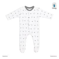 Obaby Sleepsuit (0-12bulan) - Baby Elephant - L (10-12 bln)