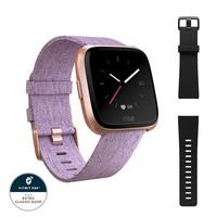 Fitbit Versa Lavender Special Edition Garansi Resmi