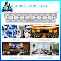 Sp-16 Pemisah Sinyal Antena Digital Tv Video Satelit 16 Arah Untuk