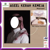 Promo Jubah Al Asheel Putih Premium - El Ashfaa Boutique Murah