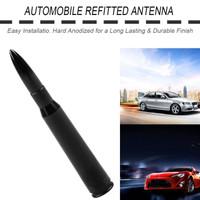 Car Roof Bullet Antenna SUV Antenna T6061 Billet Aluminum Heavy
