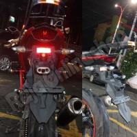 Bisa COD Spakbor Selebor Belakang Custom Yamaha New Vixion All new