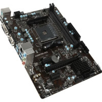 Limited - MSI A320M PRO-VD S AMD A320 AM4 DDR4 Micro ATX Motherboard