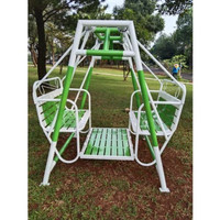 Mainan Ayunan Besi Anak Anak TK - Paud Di Taman Halaman Rumah - Murah