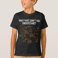 Kaos Baju Anak Funny Chemical Engineer - Chemical Engineering