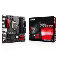 Limited - Ready stok Asus B150M Pro Gaming limitid