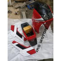 TERLARIS Fairing Ninja R S Fullset model KR 150 SSR
