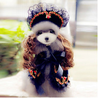 High Grade Fashion Halloween Cat Dog Clothes Funny Outfit Pet Dog
