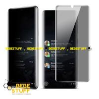 SAMSUNG S8 PAKET HYDROGEL ANTISPY DEPAN BELAKANG