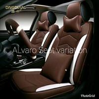 Dijual sarung jok mobil Avanza Xenia 2005 -2009 Murah