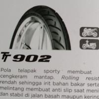 ban luar tubles Dunlop TT90 100 70 17 mx king satra fu Sonic