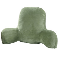 Max Lounger Rest Relief Back Pillow Support Stable TV Reading