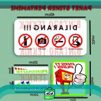 Stiker Sticker Pom Mini Pertamini Pasti Puas Pertamax Pertalite
