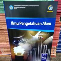 N paket IPA Buku SMP K-13 revisi edisi kelas 7 2017 semester 2