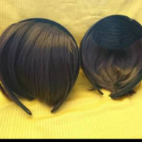 CKR MODEL BANDO HAIR DEPAN PONI CLIP