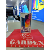 SAMSUNG GALAXY A50 RAM 4/64GB GARANSI RESMI SEIN baru dan original