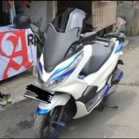 Framewindshield Honda PCX BABYFORZA Tameng PCX BABY FORZA TIDAK TERMAS