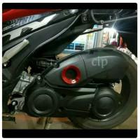 AKSESORIS MOTOR GP 5758 VELOSCOPE YAMAHA AEROX DAN LEXI ORIGINAL