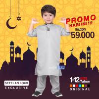 Setelan Baju Koko Anak Laki Laki Baju Muslim Anak Gamis Anak Laki Laki