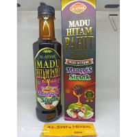 Promo Madu Hitam Pahit Plus Kulit Manggis Dan Sirsak Original