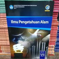 N Buku edisi revisi SMP semester 1 paket K-13 2017 kelas 7 IPA