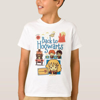Kaos Baju Anak HARRY POTTER™ BACK TO HOGWARTS™ Premium