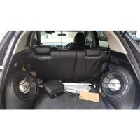 Audio box custom subwoofer honda HRV tiwkri 4178ew
