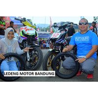 IRC 90/80-14 Fasti Pro Soft Compound Racing Ban Luar Motor Matic Balap