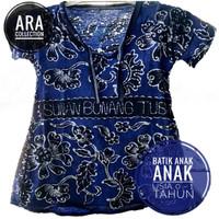 tuban anak tulis baju cewek Batik