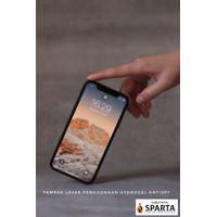 Anti Gores Hydrogel Samsung S8 Plus AntiSpy Depan Full Screen Guard
