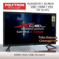 TV LED POLYTRON 32 PLD32D7511