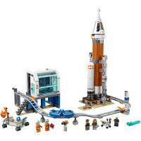 mks Lego City Series 60228 Mainan Balok Susun/bangun Model Roket
