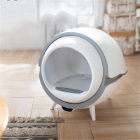 PWM Soikoi Automatic Self Cleaning Cat Litter Box UV