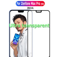 ASUS Zenfone Max ProM2 Max M2Tempered Glass Screen Protector Black 1x