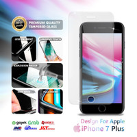 Tempered Glass iPhone 7 Plus Full Cover Clear