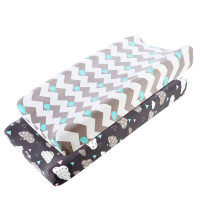 Nappy Changing Pad Soft Baby Bed Sheet Infant Change Mat Cover 7o