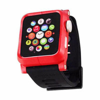 Sale strap silicone Lunatik epik Apple Watch 38mm serie 1 2 3 original