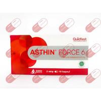Promo Asthin Force 6 mg Astaxanthin Suplemen Antioksidan Paten