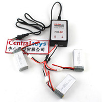 Trendy HOTRC balance charger lipo battery 2s 3s WL 12428 WL 12428B A95