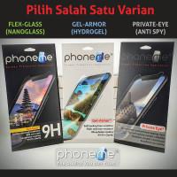 Asus Selfie 4 ZD553KL PhoneMe Hydrogel Nano Tempered Glass Anti Spy