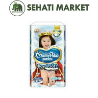 MAMYPOKO Pants Extra Dry Extra Soft Royal Soft Girl XXL24 XXL 24